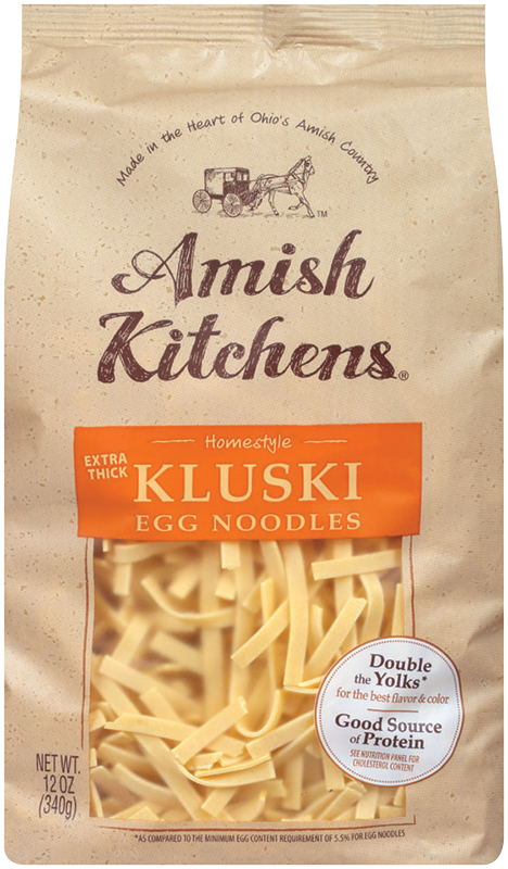 KluskiEggNoodles - Amish Kitchens® Kluski Egg Noodles